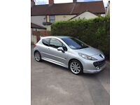 Peugeot 207 gti turbo or swap