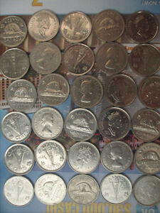 Selling My Canadian Five Cent Coin Collection