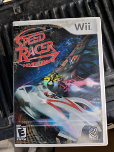 Speed Racer the videogame for Wii