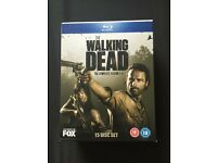 Walking dead bluray box set