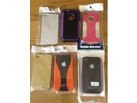 Job Lot 6 X iPhone 4 Cases