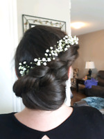 Bridal Mobile Hair Styling Services