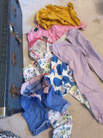 Girls clothes bundle - boden, joules, aubin wills and next