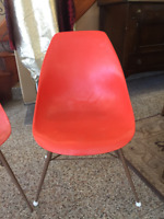 3x Midcentury Chairs Eams Style Winnipeg Manitoba Preview