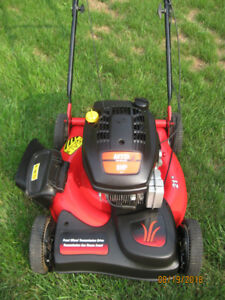 6HP SELF-PROPELLED LAWNMOWER
