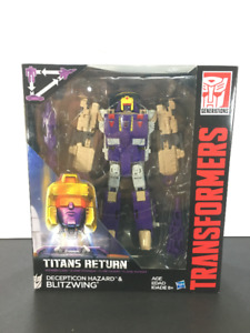 Transformers Titans Return BLITZWING