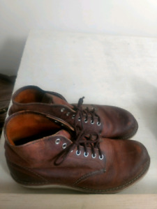 Redwing Leather Boots