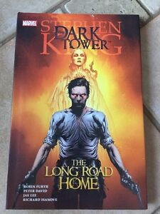 MARVEL STEPHEN KING hard cover The Long Road Home