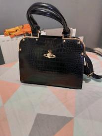 Prada Handbag with Purse
