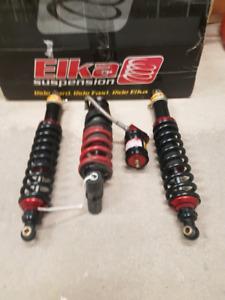 Suspension ELKA  Spyder Rs, Rss, ST 2013+