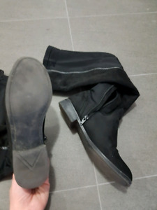 70110242354f Aldo used tall boots size 7.5 (38)