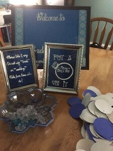 Decorations for bridal shower or wedding!!
