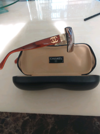 694c7614c9fe Genuine Chanel sunglasses.