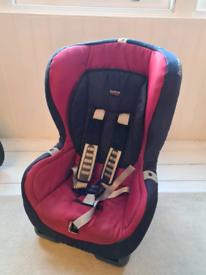 Britax Romer Group 1 car seat