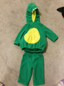 Dragon costume 3-6mos