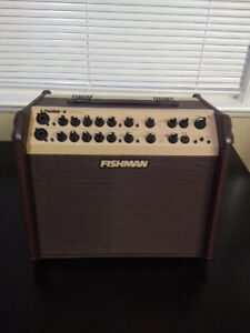 Fishman Loud Box Artist Acoustic Amp