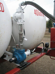 Maxquip Anhydrous Ammonia System