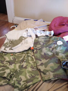 Size 18 to 24 months summer outfits