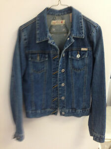 BRAND NAMES JEAN JACKETS For Sale $20.00 each