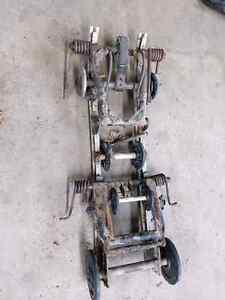Suspension BRP safari 377 1988 $25.00