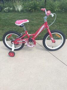 Vélo enfant 100$ nego