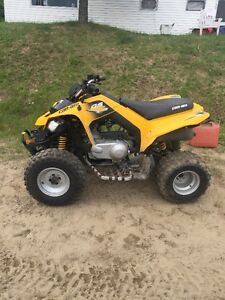 Used 2011 Can-Am DS 250