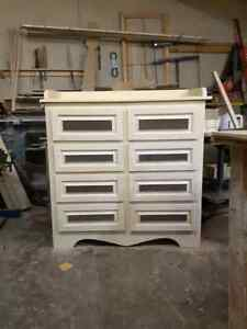 Dresser and 2 tables