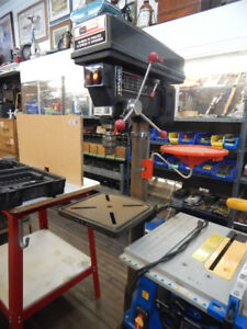 drill presses for sale at the 689r new & used tool store