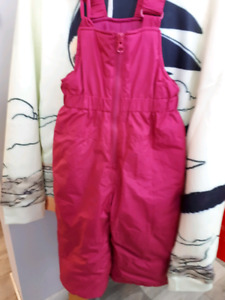Size 18-24 month ski pants