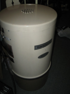 Aspirateur central Kenmore Mark III