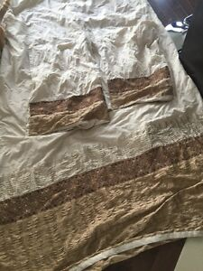King size comforter cover