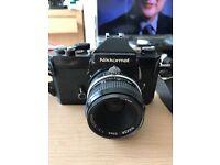 nikon ft2 35mm slr camera