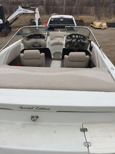Ski boat for the family 2002 Starcraft SE
