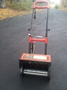 Electric snow shovel for sale