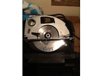 CIRCULAR SAW by JCB * NEVER USED *
