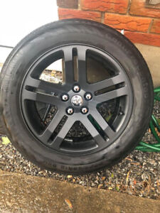 "18"" rims and tires for sale"
