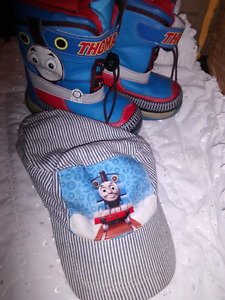 Thomas Boots &Hat $15 BOTH!!