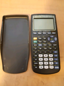 TI-83 Plus Texas Instruments Graphing Calculator, $80 obo