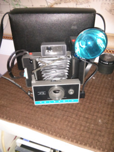 Vintage Polaroid Automatic 315 land camera for Sale