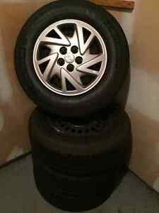 Michelin Tires and Rims - 4