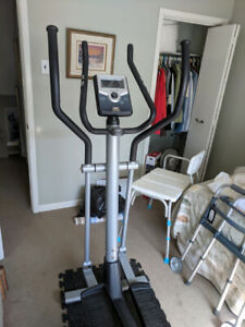 Bremshey Orbit Rear Drive Elliptical CrossTrainer