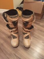 Thor Motocross Boots Mens Size 11