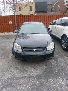 Chevy cobalt LT 2008 safety and e test