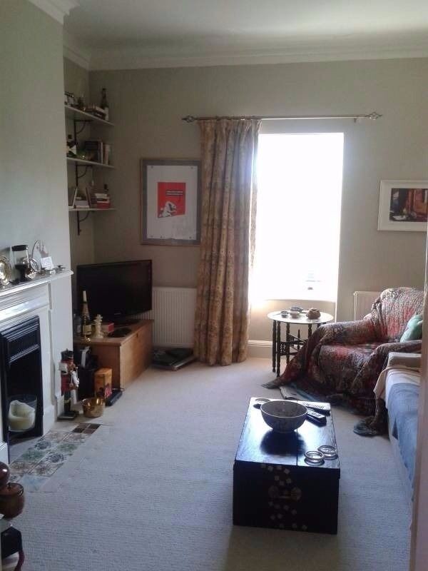 Bright & spacious double room, West Ken
