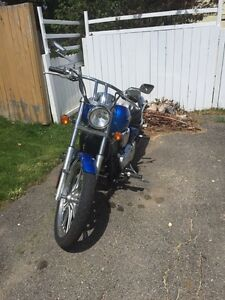 Kawasaki Vulcan 900 Custom 2007 Trade or sell