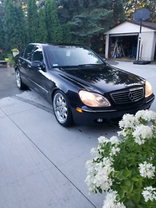 2002 Mercedes Benz S430 Fully Loaded