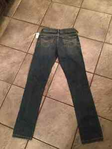Brand new girls Aeropostale jeans size 00R Cambridge Kitchener Area image 2