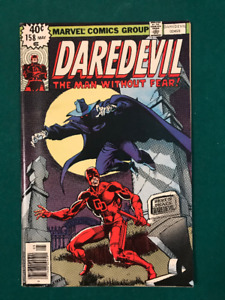 Daredevil #158 1st Frank Miller Key Comic  - Looking for a TRADE