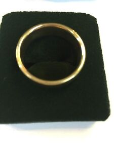 Men's GOLD Rings CHECK IT OUT!! London Ontario image 7
