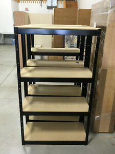 Black Shelving - $25.00